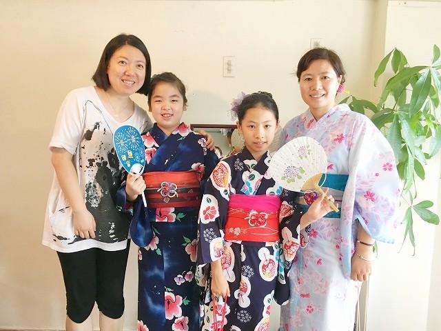 Fukuoka Kimono Dress Up 20170804_kd