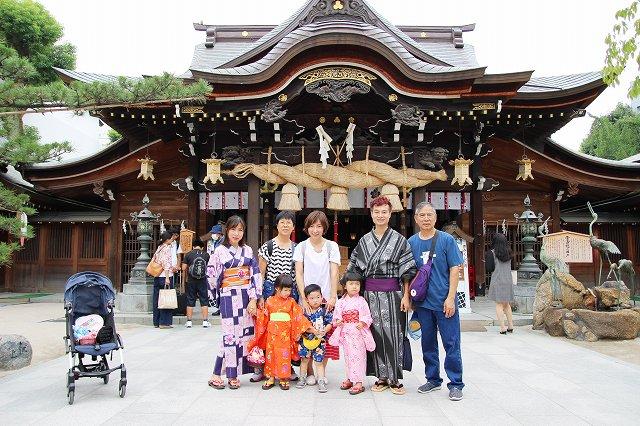 Fukuoka Kimono Dress Up 20170808_kd (1)