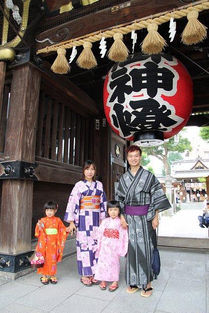 Fukuoka Kimono Dress Up 20170808_kd (2)