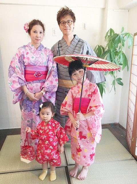 Fukuoka Kimono Dress Up 20170819_kd