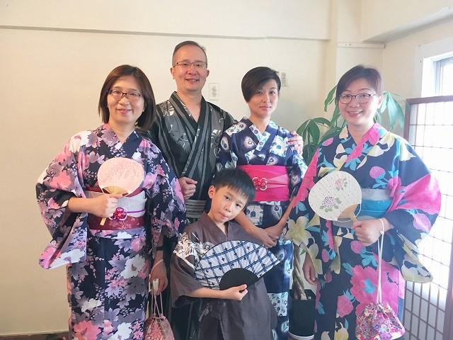 Fukuoka Kimono Dress Up 20170826_kd