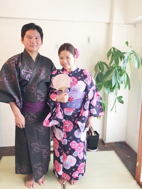 Fukuoka Kimono Dress Up 20170911_kd