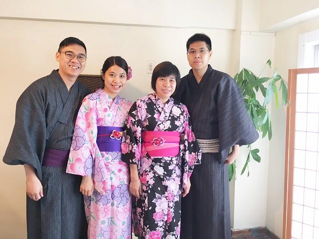 Fukuoka Kimono Dress Up 20170915_kd