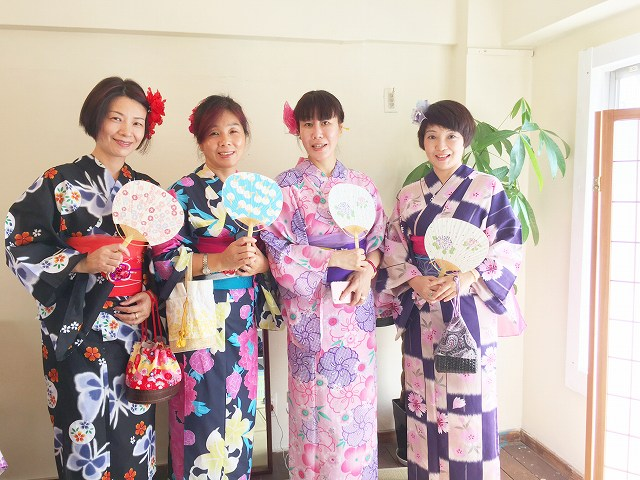 Fukuoka Kimono Dress Up 20170924_kd