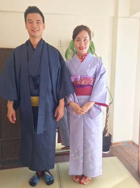 Fukuoka Kimono Dress Up 20171106_kd2