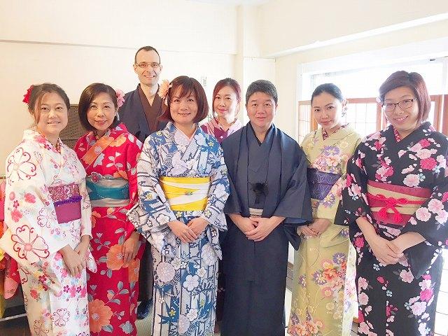 Fukuoka Kimono Dress Up 20171124_kd