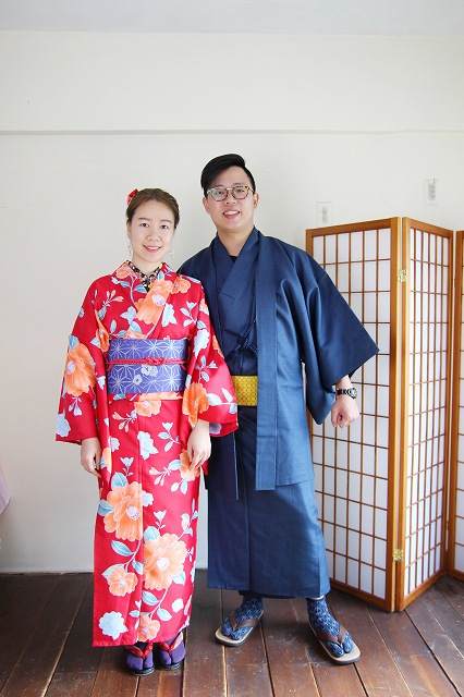 Fukuoka Kimono Dress Up 20171128_kd (1)