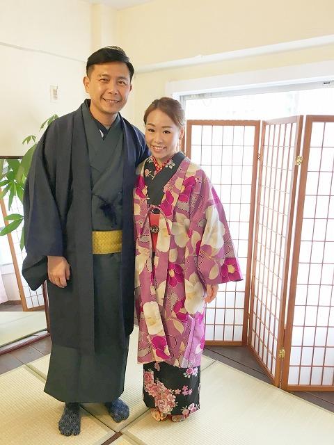 Fukuoka Kimono Dress Up 20171214_kd