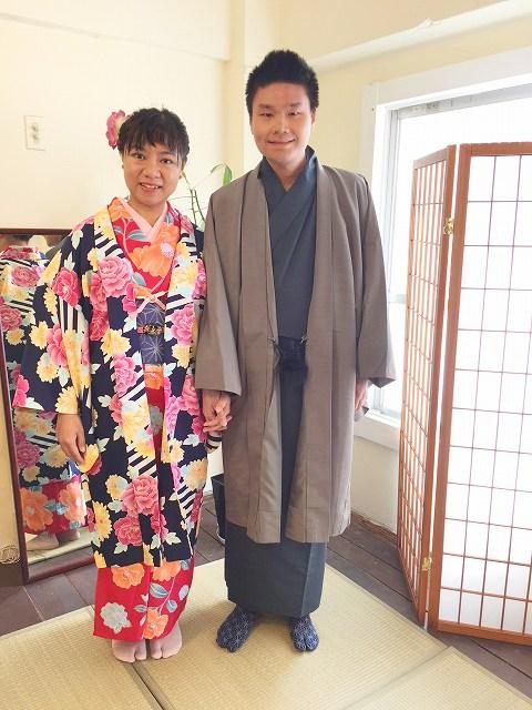 Fukuoka Kimono Dress Up 20171228_kd