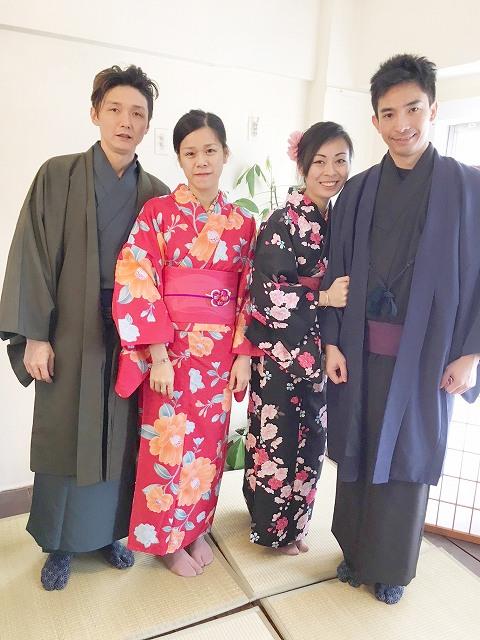 Fukuoka Kimono Dress Up 20180322_kd2