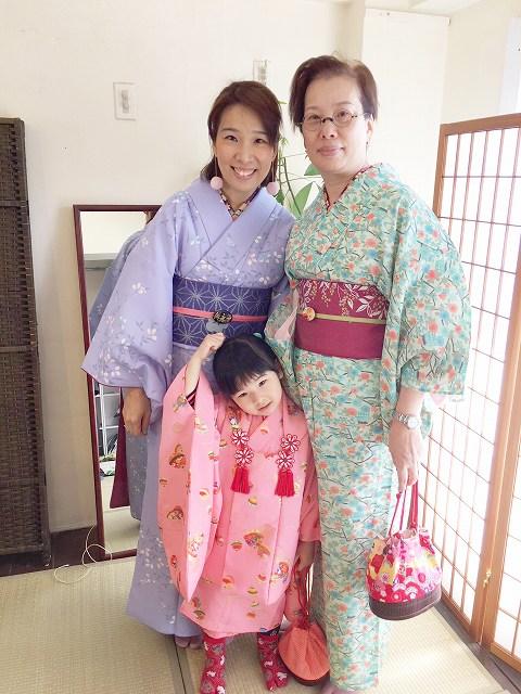 Fukuoka Kimono Dress Up 20180326_kd