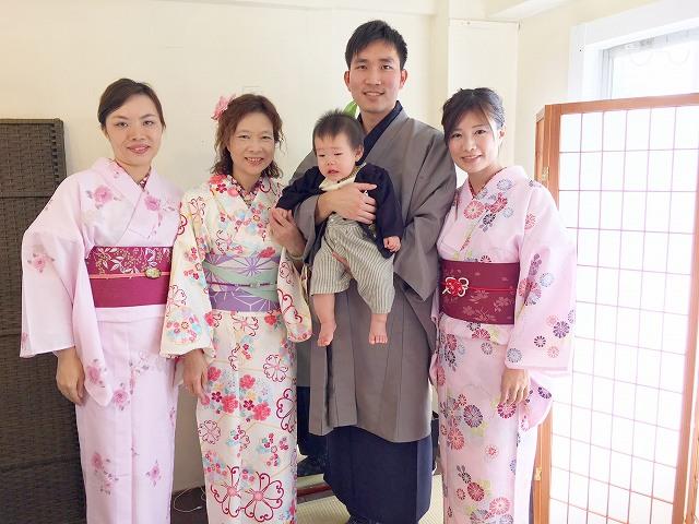 Fukuoka Kimono Dress Up 20180403_kd3