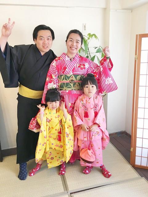 Fukuoka Kimono Dress Up 20180405_kd1 (2)