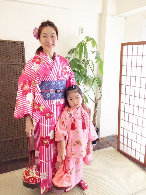 Fukuoka Kimono Dress Up 20180409_kd2