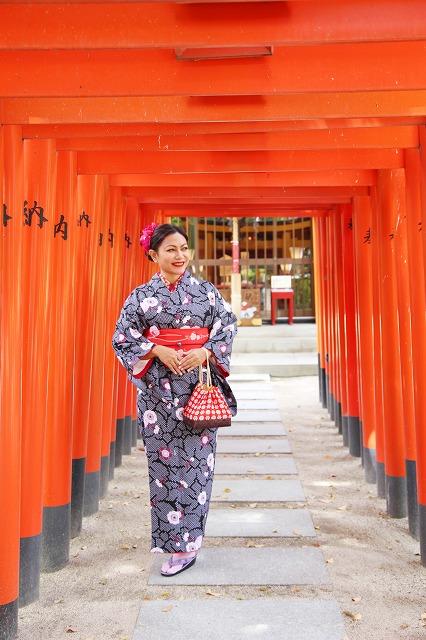 Fukuoka Kimono Dress Up 20180416_kd2 (1)