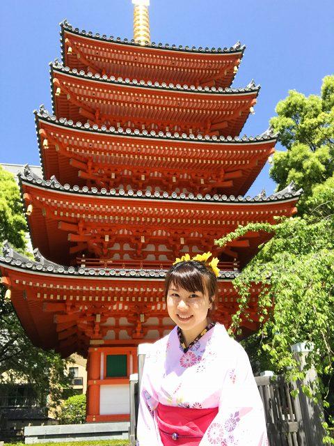 Fukuoka Kimono Dress Up 20180419_kd1 (4)