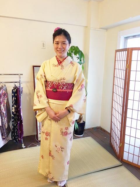 Fukuoka Kimono Dress Up 20180424_kd (1)