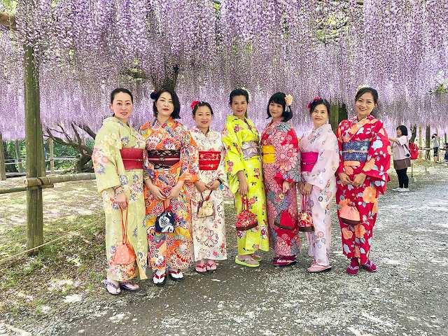 Fukuoka Kimono Dress Up 20180427_kd3