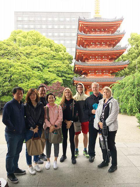 Fukuoka Walking Tour 20180508_fw
