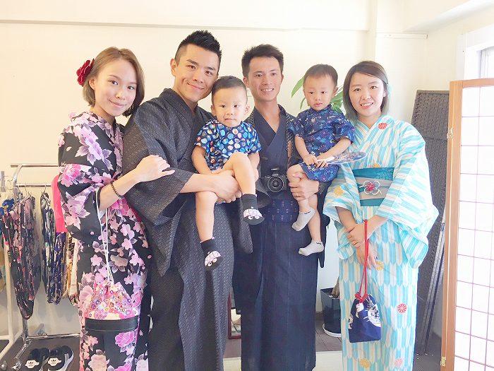 Fukuoka Kimono Dress Up 20180621_kd