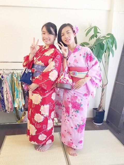 Fukuoka Kimono Dress Up 20180709_kd (3)