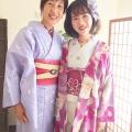 Fukuoka Kimono Dress Up 20180221_kd2