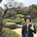 Fukuoka Castle Ruins Walk 20180315_cw