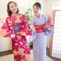 Fukuoka Kimono Dress Up 20180403_kd1