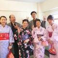 Fukuoka Kimono Dress Up 20180412_kd