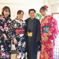 Fukuoka Kimono Dress Up 20180419_kd2 (2)
