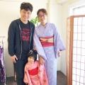 Fukuoka Kimono Dress Up 20180422_kd