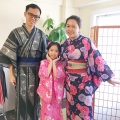Fukuoka Kimono Dress Up 20180624_kd