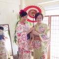 Fukuoka Kimono Dress Up 20170322_kd