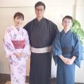 Fukuoka Kimono Dress Up 20170418_kd