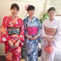 Fukuoka Kimono Dress Up 20170521_kd