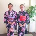 Fukuoka Kimono Dress Up 20170930_kd