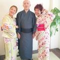 Fukuoka Kimono Dress Up 20171009_kd