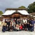 Dazaifu Trip 20180111_dz