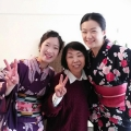 Fukuoka Kimono Dress Up 20180114_kd2
