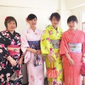 Fukuoka Kimono Dress Up 20180311_kd
