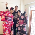 Fukuoka Kimono Dress Up 20180328_kd