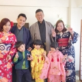 Fukuoka Kimono Dress Up 20180329_kd