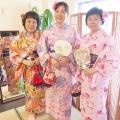 Fukuoka Kimono Dress Up 20180611_kd
