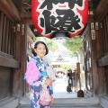 Fukuoka Kimono Dress Up 20180622_kd1