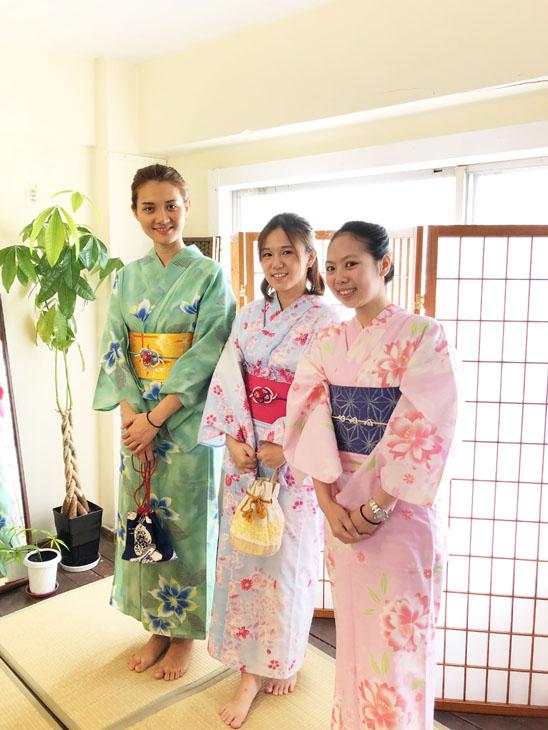 Fukuoka Kimono Dress Up